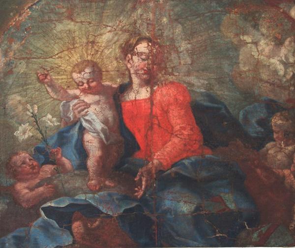 Madonna freileg