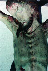 Percha Kruzifix 2