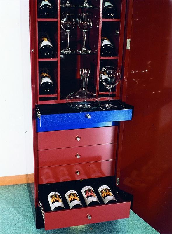 Weinschraenke