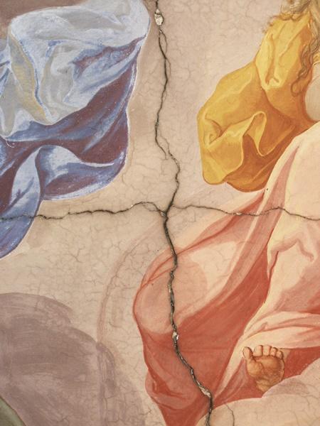 von Sternbach Detail vorher